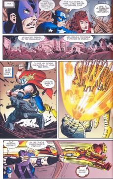 Extrait de Marvel (Les grandes sagas) -2- Thor