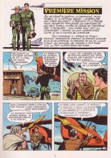Extrait de Tanguy et Laverdure -21- Premières missions