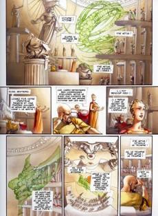 Extrait de Le fléau des dieux -INT1 en Co- Le Fléau des dieux