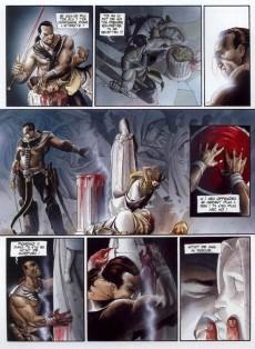 Extrait de Le fléau des dieux -2COF- Dies irae