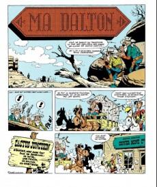 Extrait de Lucky Luke (Intégrale Dupuis/Dargaud) -13a10- L'intégrale Volume 13