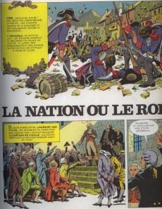 Extrait de Histoire de France en bandes dessinées -15a- La révolution française