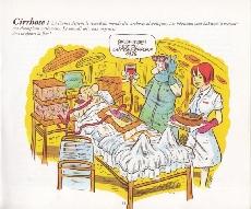 Extrait de Illustré (Le Petit) (La Sirène / Soleil Productions / Elcy) - Le Petit Dico illustré des infirmières