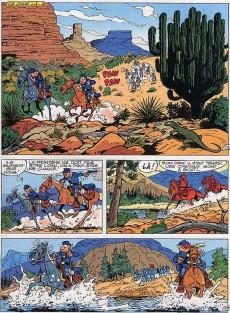 Extrait de Les tuniques Bleues -17a1981- El padre