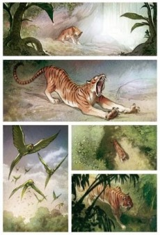 Extrait de Love (Bertolucci) -1- Le tigre