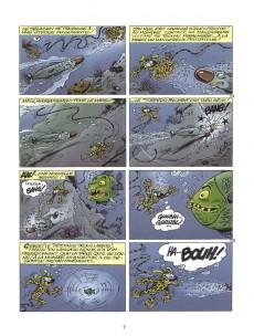 Extrait de Marsupilami -24- Opération Attila