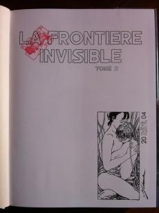 Extrait de Les cités obscures -9TL- La Frontière invisible - Tome 2