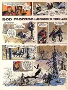 Extrait de Bob Morane 3 (Lombard) -14- La prisonnière de l'Ombre Jaune