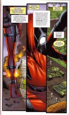 Extrait de Deadpool Corps (100% Marvel) -0- Le Club des cinq