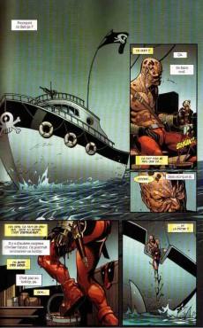 Extrait de Deadpool (Marvel France 2e série - 2011) -2- Tu veux être mon ami ? (1)