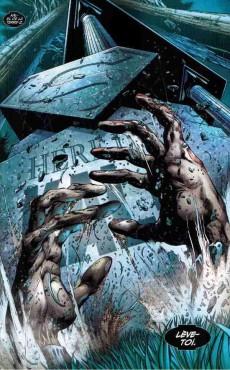 Extrait de DC Heroes -3- Une longue nuit tragique