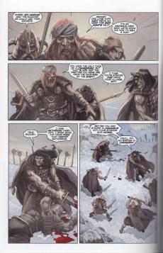 Extrait de Conan the Cimmerian (2008) -0- ...Cimmeria...