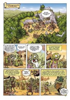 Extrait de Goblin's -4- La quête de la terre promise