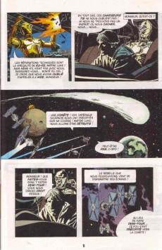 Extrait de Star Wars (Comics Collector) -34- Numéro 34