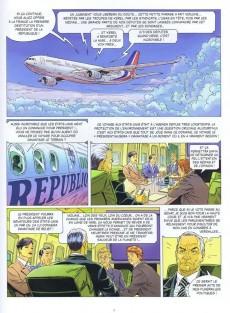 Extrait de Élysée république -3- Échelon Présidentiel
