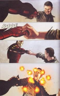 Extrait de Marvel (Les grandes sagas) -3- Iron Man