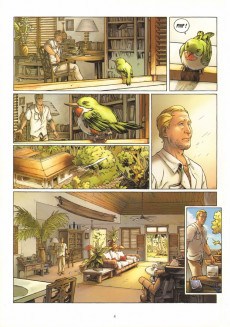 Extrait de Spynest -1- Mission 1 :Birdwatchers