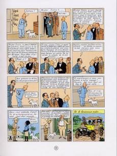 Extrait de Tintin (Historique) -2B05- Tintin au Congo