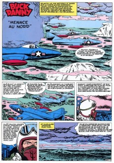 Extrait de Buck Danny -16f1986- Menace au nord