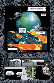 Extrait de Superman / Aliens -1- Superman Aliens