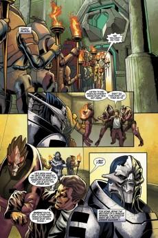 Extrait de Mass Effect: Evolution (2011) -4- Evolution 4