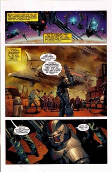 Extrait de Star Wars: Knight Errant (2010) -INT01- Volume 1 : Aflame