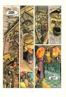 Extrait de Anahire -1- Le monstre