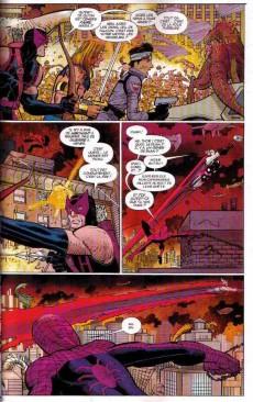 Extrait de Marvel Heroes (Marvel France - 2011) -5- Le contrat