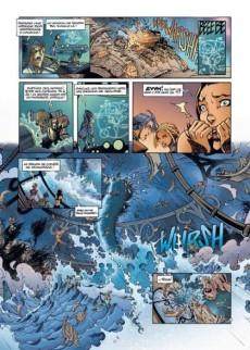 Extrait de Les naufragés d'Ythaq (France Loisirs) -1- Terra incognita / Ophyde la geminée
