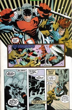 Extrait de Daredevil (1964) -330- Disinformocracy