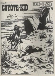 Extrait de Tex-Tone -470- Coyote-Kid