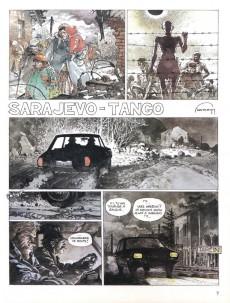 Extrait de Sarajevo-Tango