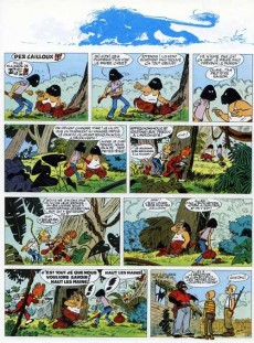 Extrait de Spirou et Fantasio -24c89- Tembo Tabou