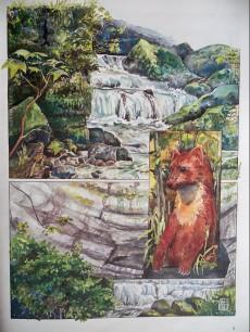 Extrait de Le grand secret - De la source de la Loue aux forêts du Risoux