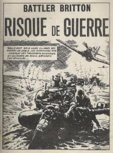 Extrait de Battler Britton -397- Risque de guerre