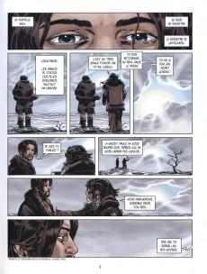 Extrait de Wounded -2- Les Limbes de Jack