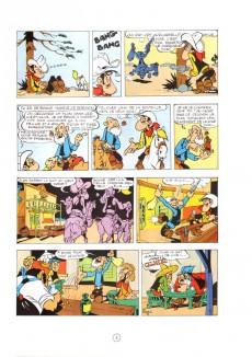 Extrait de Lucky Luke -1c1988- La mine d'or de Dick Digger
