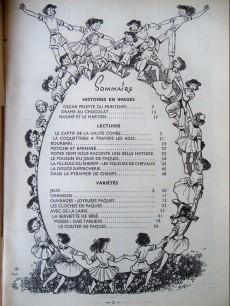 Extrait de Fillette (Après-guerre) -HS55/03- N° Spécial de Pâques