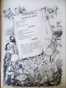 Extrait de Fillette (Après-guerre) -HS54/03- Joyeuses pâques - 1954