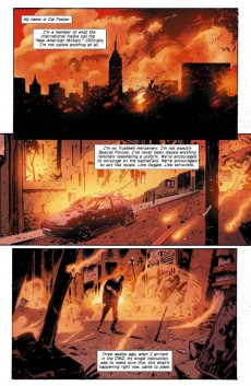 Extrait de DMZ (2006) -INT10- Collective punishment