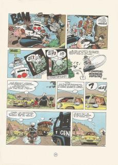 Extrait de Spirou et Fantasio -26a1977- Du cidre pour les étoiles