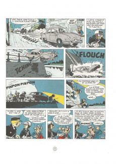 Extrait de Spirou et Fantasio -17b1977- Spirou et les hommes-bulles