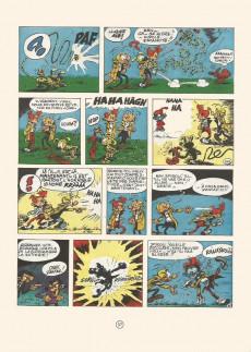 Extrait de Spirou et Fantasio -20c1979- Le faiseur d'or