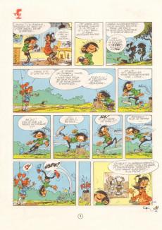 Extrait de Gaston -13a1979- Lagaffe mérite des baffes