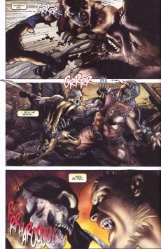 Extrait de Marvel (Les grandes sagas) -5- Wolverine