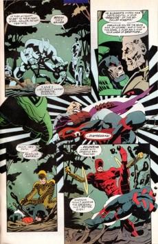 Extrait de Daredevil Vol. 1 (Marvel - 1964) -331- The line eaters