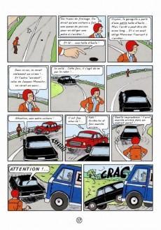Extrait de Tintin - Pastiches, parodies & pirates -18- Tintin et l'Alph-Art