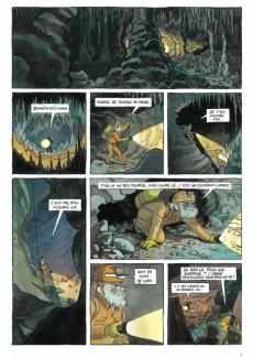 Extrait de Voyage en Satanie -1- tome 1/2