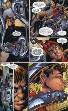 Extrait de Ultimate Spider-Man (Marvel Deluxe) -5- Ultimate Six