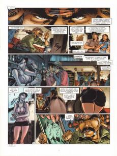 Extrait de Escobar - Le Dernier Maya -1- L'Esprit de la forêt